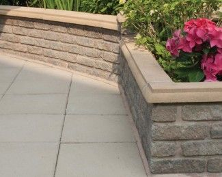 Abbey Stone Walling - Calder Brown